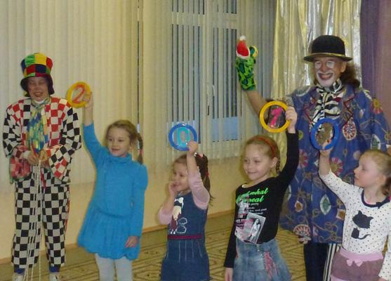 игра знакомство с детьми на празднике